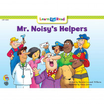 CTP13931 - Mr Noisys Helpers Learn To Read in Learn To Read Readers