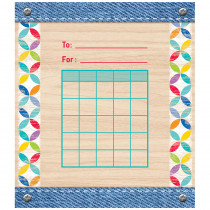 CTP1405 - Student Incentive Chart Upcycle Style in Incentive Charts