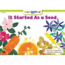 CTP14147 - It Started As A Seed Learn To Read in Learn To Read Readers