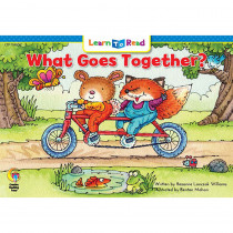 CTP15851 - What Goes Together Learn To Read in Learn To Read Readers