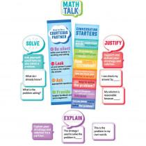 CTP1756 - Math Talk Mini Bb St Gr 3 & Up in Math