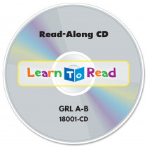 CTP18001CD - Learn To Read Read Along Cd 1 Lv Ab in Book With Cassette/cd