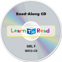 CTP18012CD - Read Along Cd 12 Lvl F Learn To Read in Book With Cassette/cd