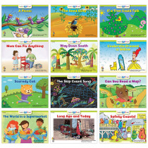 CTP18036 - Learn To Read Variety Pk 9 Lvl De in Learn To Read Readers