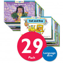 CTP18059 - Language Arts Content Pk Lvls Ah Learn To Read in Learn To Read Readers