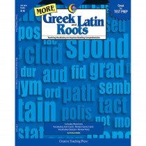 CTP2210 - More Greek And Latin Roots in Word Skills