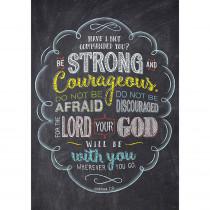 CTP2305 - Joshua 1 9 Rejoice Inspire U Poster in General