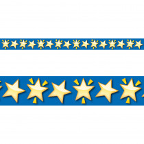 CTP2471 - Shining Stars Border in Border/trimmer