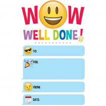 CTP2517 - Emoji Fun Well Done Award in General