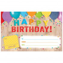 CTP2518 - Happy Birthday Award Upcycle Style in Awards