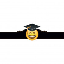CTP2566 - Emoji Fun Graduation Crowns in General