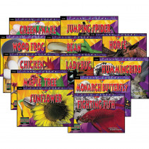 CTP3083 - Life Cycles Variety Pk 12 Books 1 Each 3059-3070 in Science