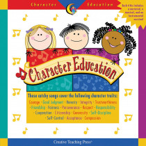 CTP3121 - Character Education Cd in Character Education