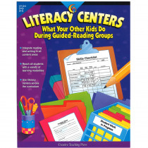 CTP3344 - Literacy Centers Gr 3-5 in Activities