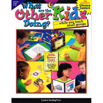 CTP3345 - What Are The Other Kids Doing While You Teach Gr 1-3 in Activities