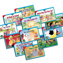 CTP3607 - Sight Word Readers 1-2 Variety Pack in Sight Words