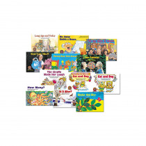 CTP3852 - Learn To Read Classroom Pk 2 Lev Bc in Class Packs