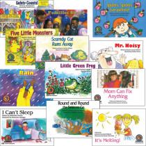 CTP3854 - Learn To Read Classroom Pk 4 Lev D in Class Packs