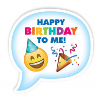 CTP4237 - Emoji Fun Birthday Badges in General