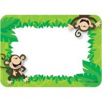 CTP4506 - Monkey Business Name Tags in Name Tags
