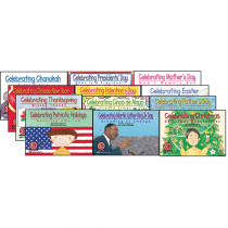 CTP4535 - Holiday Series Classroom Pack in Holiday/seasonal