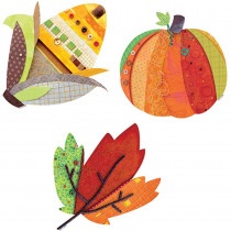 CTP5956 - Autumn Harvest Cut Outs in Holiday/seasonal