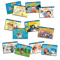 CTP6229 - Learn To Write Readers Gr K-1 Variety Pk in Writing Skills