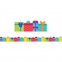 CTP6791 - Presents Border in Holiday/seasonal