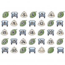 CTP6899 - Safari Friends Calendar Days in General