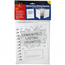 CTP6975 - Opinion Piece Writing Organizer Fold Outs Gr 4-5 30 Sets in Writing Skills