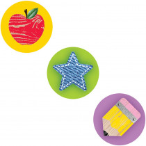 CTP7136 - Hot Spots Upcycle Style  Stickers in Stickers