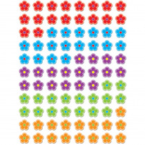 CTP7155 - Flowers Hot Spots Stickers in Holiday/seasonal