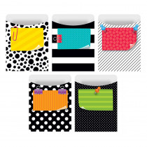 CTP7245 - Bold Bright  Library Pockets in General