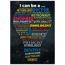 CTP7273 - Stem Careers Poster in Science