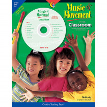 CTP8017 - Music & Movement In The Classroom Gr 1-2 in Cds