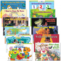 CTP8038 - Learn To Read Variety Pack 9 Gr Levels E-F in Learn To Read Readers