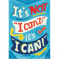 CTP8180 - Not I Cant Inspire U Poster in Inspirational