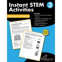 CTP8195 - Gr3 Instant Activities Workbook Stem in General
