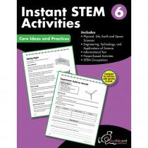 CTP8198 - Gr6 Instant Activities Workbook Stem in General