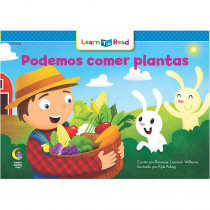CTP8244 - Podemos Comer Plantas - We Can Eat The Plants in Books