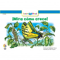 CTP8245 - Mira Como Crece - See How It Grows in Books