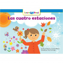 CTP8246 - Las Cuatro Estaciones - The Four Seasons in Books