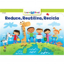 CTP8249 - Reducir Reutilizar Reciclar - Reduce Reuse Recycle in Books