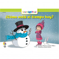 CTP8255 - Como Esta El Tiempo Hoy - Whats The Weather Like Today in Books
