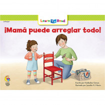 CTP8257 - Mama Puede Arreglar Todo - Mom Can Fix Anything in Books