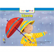 CTP8260 - Lluvia - Rain in Books