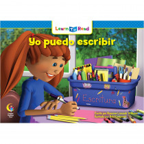 CTP8262 - Yo Puedo Escribir - I Can Write in Books