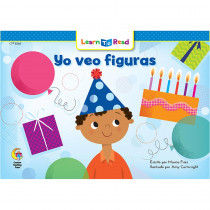 CTP8266 - Yo Veo Triangulos - I See Shapes in Books