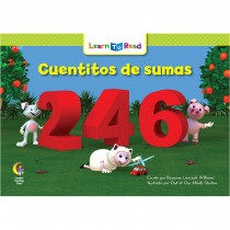 CTP8275 - Cuentitos De Sumas - Little Number Stories Addition in Books