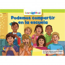 CTP8279 - Podemos Compartir En La Escuela - We Can Share At School in Books